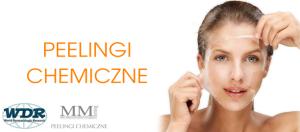 kosmetologia twarzy - peeling