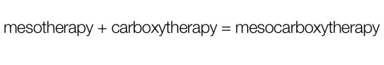 mezokarboksyterapia - mezoterapia i karboksyterapia w jednym